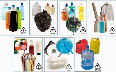 Plastik & Jenis-Jenisnya